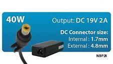 HANTOL ALIMENTATORE 40W COMPATIBILE CON HP COMPAQ 19.5V 2.05A 4,8/1,7mm-40W NBP2