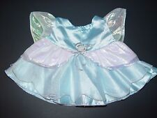 Build a Bear Clothes Clothing Outfit Baby Blue Cinderella Dress