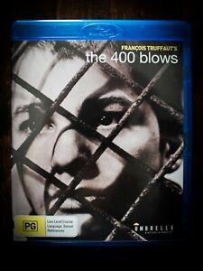 The 400 Blows (1959, FRANÇOIS TRUFFAU) [BLU-RAY, UMBRELLA ENT., REGION B)