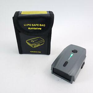 DJI Mavic Pro Battery w/ Battery Safe Bag EN-DM01