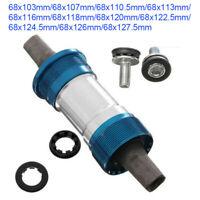 Cycling Bike Aluminum Bottom Bracket Square Taper Sealed Bearings Cartridge Tool