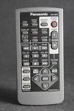 Panasonic N2QAGC000021 Fernbedienung; gebraucht und Überweisung bitte!