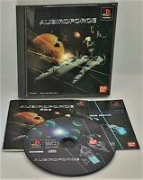 Aubirdforce Video Game for Sony PlayStation PS1 NTSC-J Japanese 00533