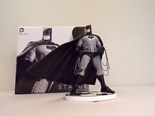 Batman black and white Frank Miller statue 2nd Edition Dc Collectibles