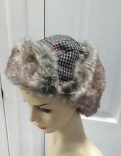 RUSSIAN STYLE TRAPPER COSSACK ESKIMO HAT one size