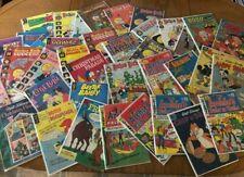 HUGE !!!  39 Comic Book lot a –  Dell, Harvey and Archie Comics Mixed lot