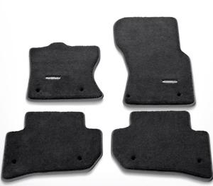 JAGUAR F-PACE X761 Floor Mat Set LHD T4A5528AAM New Genuine
