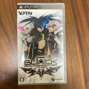 PSP Black Rock Shooter 4580320630041