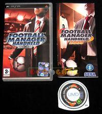 FOOTBALL MANAGER HANDHELD 2008 Psp Versione Italiana •••• UMD GOOD