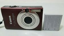 Canon PowerShot Digital ELPH SD1100 8.0MP Digital Camera Brown *Fine/tested*