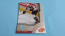 2001/02 Upper Deck SPx Hockey Milan Hejduk Card #16***Colorado Avalanche***