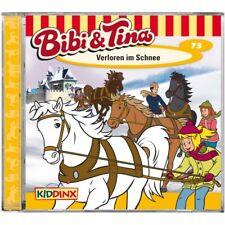 CD * BIBI & TINA - HÖRSPIEL 73 - VERLOREN IM SCHNEE # NEU OVP KX