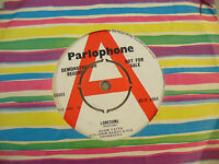 ADAM FAITH LONESOME / WATCH YOUR STEP parlophone 4864 demo / promo
