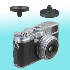 Grey Soft Shutter Release Button JJC Brass Olympus OM-1 Leica M8 Fuji Hasselblad