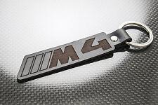 BMW M4 Pelle Portachiavi, Portachiavi, Schlüsselring, porte-clés F82 F83 Motorsport