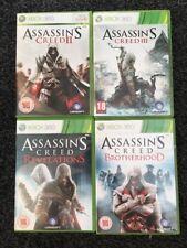 4 assassins creed xbox 360 Games