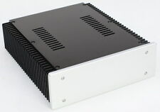 New aluminum DIY amp chassis / DAC audio amplifier case (size:245*213*70MM)
