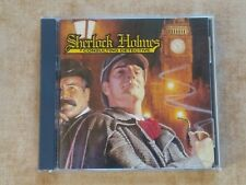 Sherlock Holmes - Consulting Detective + Booklet & Newspaper  PC DOS  USK 18 #
