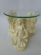 Tre DANCING ANGELI OLIO BRUCIATORE & tea light