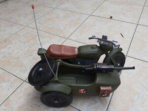 cherilea side car allemand ww2