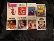 Lot of 8 (Little craft book series) by Ficarotta, Phyllis Book Great condition