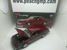 GMP 1985 BUICK REGAL T-TYPE PEACHSTATE 1OF 3312 #125 PART NO. 8004 IN 1/18 SCALE