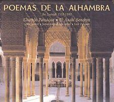 POEMAS DE LA ALHAMBRA NEW CD