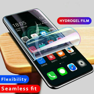 Hydrogel Tpu Film Screen Protector Cover For Samsung Galaxy A51 A71 A80 A90 5G