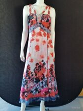 BIBA -Kleid Maxikleid Flamingo Star  Gr. 34--UK8***NEU