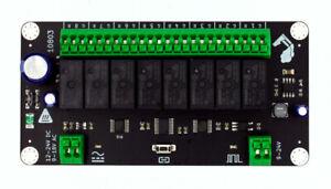 Decoderwerk 10803 - Schaltdecoder mit 8 Relais