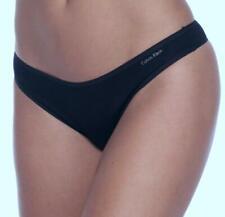 Calvin Klein Women Plus Navy Thong Underwear Pantie Size 2X MSRP $13 QD3709-476