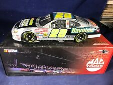 X1-63 RICKY RUDD #28 HAVOLINE / IRON MAN 2002 FORD TAURUS