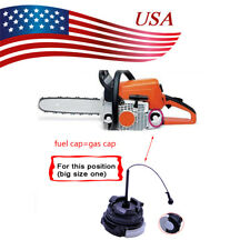 UP528 STIHL CHAINSAW MS462 REAR TANK HANDLE NEW # 1142 350 0803 --
