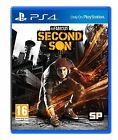 INFAMOUS SECOND SON PS4 BRAND NEW AND SEALED