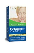 Petadolex Pro-Active 60 ct Softgel by Enzymatic Therapy EX 2021