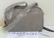 Liebeskind Berlin Maike Cross Body Shoulder Bag Cognac Brown Vintage Leather NWT