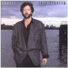 Eric Clapton - August Cd Pop Classic Rock 12 Tracks New+