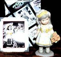 "KIM ANDERSON'S PRETTY AS A PICTURE"" LOVE SHINES IN YOUR SMILE""BRIDE GIRL# 785970"