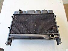 DKW F102 Oldtimer Wasserkühler Kühler Water Cooler Radiator original