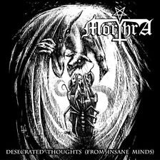 Morthra - Desecrated Thoughts, From Insane Minds, 1991 - 1992 (Hol), CD