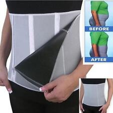 Adjustabe Slimming Belt Men Womens Body Waist Shaper Girdle Tummy Tuck Fat Slim