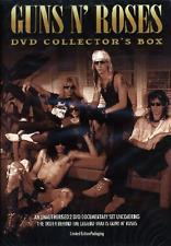 Guns 'N' Roses: DVD Collector's Box  DVD NEW