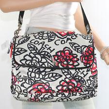NWT Coach Kyra Flower Graffiti Shoulder Bag Crossbody Messenger F16915 New RARE