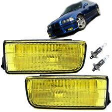 SET 2x BMW E36 Nebelscheinwerfer Gelb geriffelt Glas US Look alle Modelle 90-99