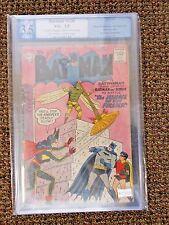 Batman 126 graded 3.5