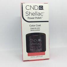 NEW!! CND Shellac Garnet Glamour 0.25 oz Nails Gel Polish