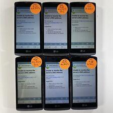 Lot of 6 LG G4 Leon H345/MS345 T-Mobile/Metro PCS *Check IMEI*