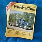 Huge Lot (22) of WHEELS OF TIME Magazine Back Issues 1984-1995 Clean ATHS