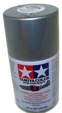 Peinture  spray TAMIYA - 86013 - PS13 OR + 86512 AS-12  Metal Silver