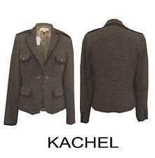 KACHEL Wool Blend Jacket - Size 12